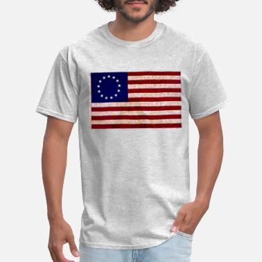 Founding Fathers Flag - Men's T-Shirt