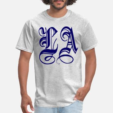 Funny Los Angeles Los Angeles - Men's T-Shirt