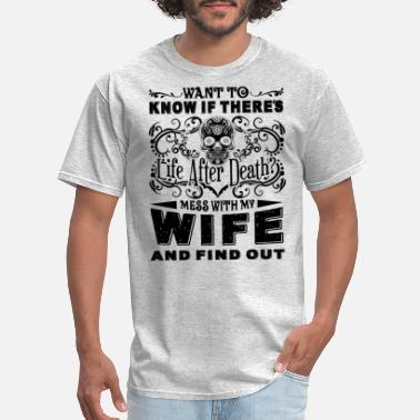 Correctional Officers Wife Correctional Officer Wife Shirt - Men's T-Shirt