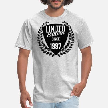 1997 Limited Edition Limited Edition Since 1997 - Men's T-Shirt