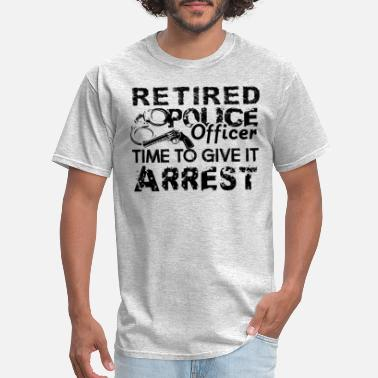 Shop Police T-Shirts online | Spreadshirt