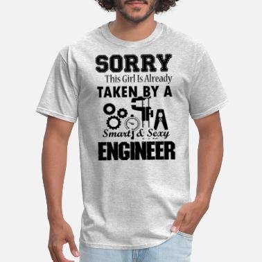 Sexy Engineer Smart And Sexy Engineer Shirt - Men's T-Shirt