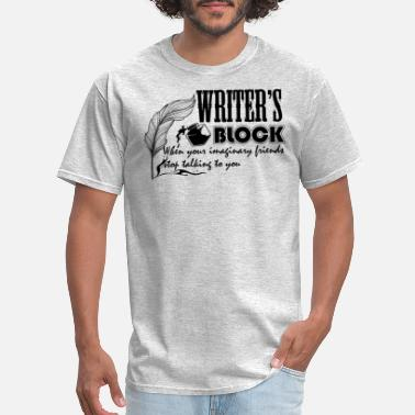 Writers Block Writer's Block Shirt - Men's T-Shirt