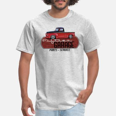 Ford Truck Fifties Garage Truck - Men's T-Shirt