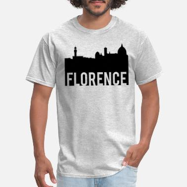 Florence Florence Skyline - Men's T-Shirt