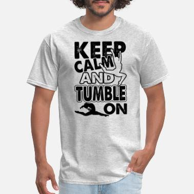 Tumble Tumble On Gymnast Shirt - Men's T-Shirt