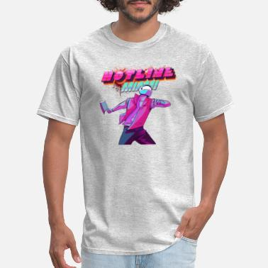 Rasmus hotline miami - Men's T-Shirt