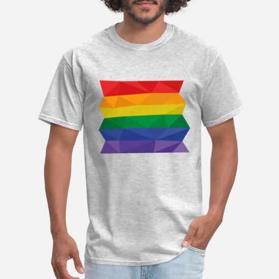 Dont Dream It Be It Rainbow Flag LGBT Pride Gay Lesbian Gift T-shirt Black S-5XL