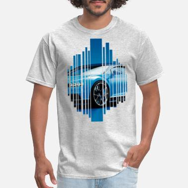 Chiron Bugatti chiron in blue - Men's T-Shirt