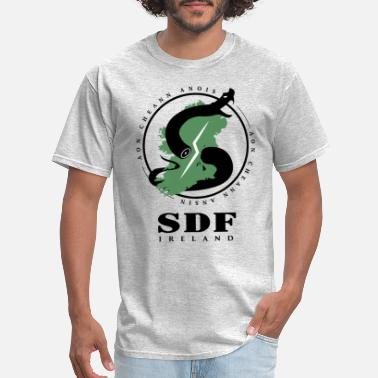 Nathan� Serpent Defense Force (St Patrick's Day) - Men's T-Shirt