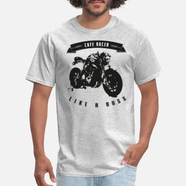 Cafe cafe Racer Lifestyle - Men's T-Shirt