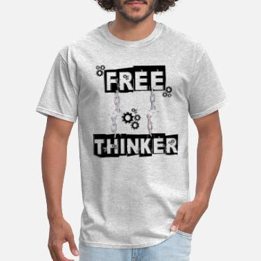 Free Thinker FREE THINKER - Men's T-Shirt