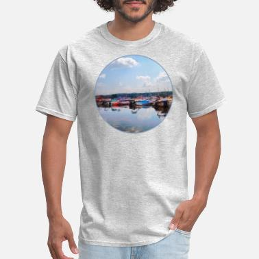 Pier Canandaigua City Pier - Men's T-Shirt