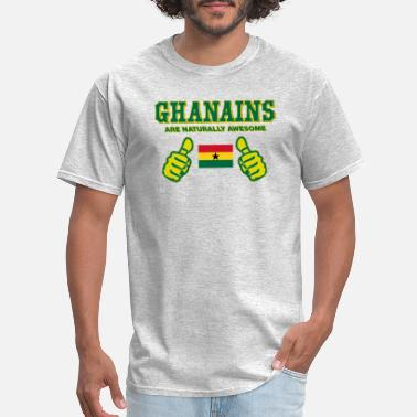 Ghanaian Ghanaian design - Men's T-Shirt
