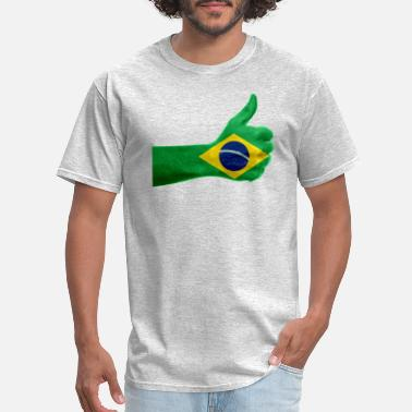 Love Brazil brazil - Men's T-Shirt