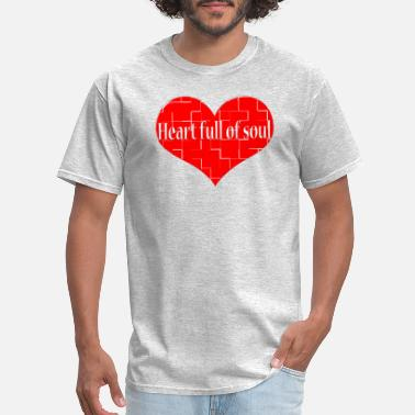 Eric Clapton Heart Full of Soul Oldies Popular Song Titles - Men's T-Shirt