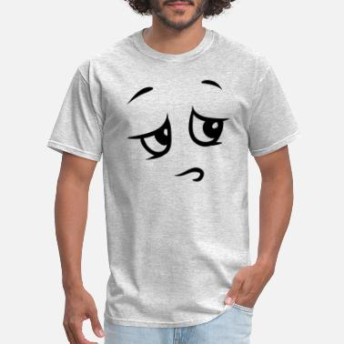 Embarrassed embarrassed - Men's T-Shirt