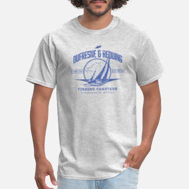 Zihuatanejo Mexico Dufresne and Redding Fishing Charters - Men's T-Shirt