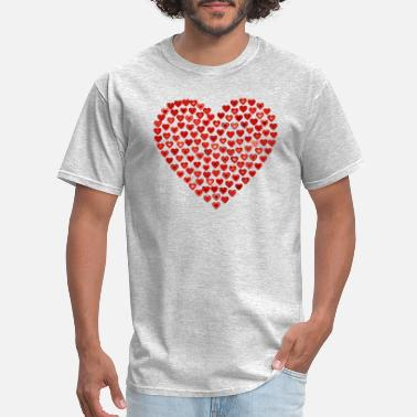 Heart Palpitations Heart Heart Heart - Men's T-Shirt