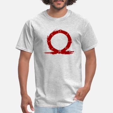 God God of War - Men's T-Shirt