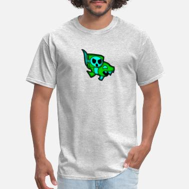Los Amantes ship GD(geometry dash) - Men's T-Shirt