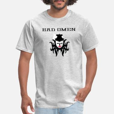 Omen bad omen - Men's T-Shirt