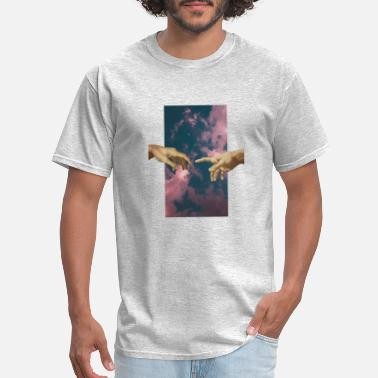 Miguel Ángel Miguel Angel hands - Men's T-Shirt