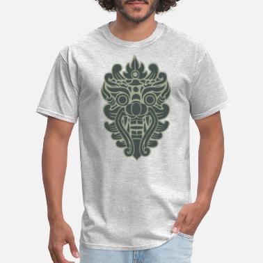 1ad141b5 Dragon Thai dragon from movie The Beach - Men's T-Shirt