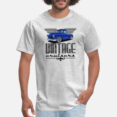 Hot Rod Vintage Cruisers - Men's T-Shirt
