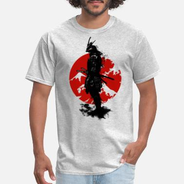 Japanese Samurai T-shirt - Men's T-Shirt