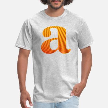 Incline Abstract A - Men's T-Shirt