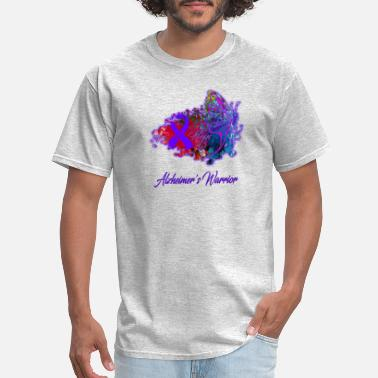 Social Awareness alzheimer's awareness - Men's T-Shirt