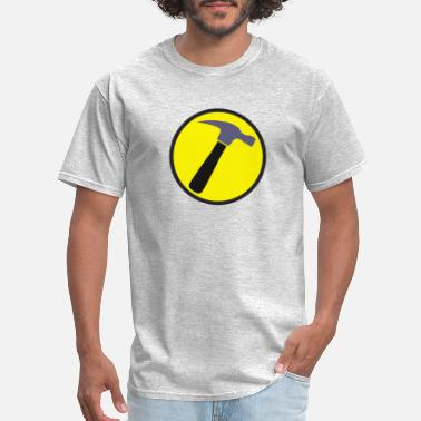 Captain Hammer Captain Hammer - Men's T-Shirt