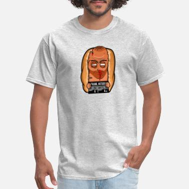Mr Angry Angry Mr Frank Hot dog Art Amazing Style Dangerous - Men's T-Shirt