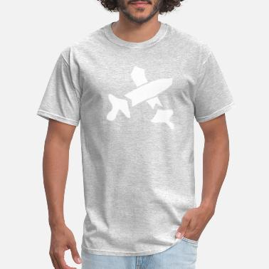 White Swords - Men's T-Shirt