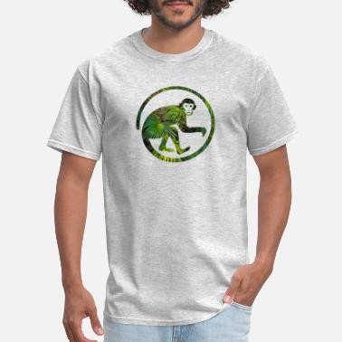 Monkey Jungle monkey jungle - Men's T-Shirt
