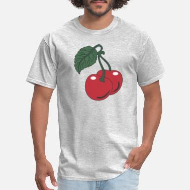 Cherry Cherry Fruits - Men's T-Shirt