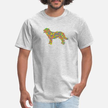 Labrador Retriever Clothes Labrador Retriever Flower Tees - Men's T-Shirt