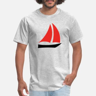 Kids Boat boat - Men's T-Shirt
