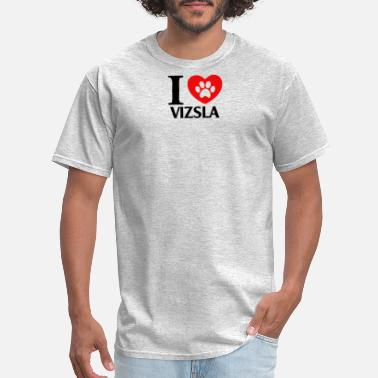 Vizsla Lover vizsla - Men's T-Shirt