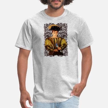 Adobe Photoshop 10th Doctor parody - Men's T-Shirt