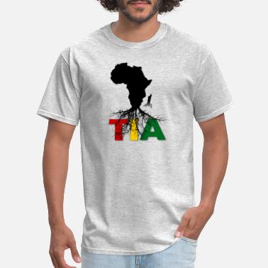 Love Africa This is Africa - Men's T-Shirt