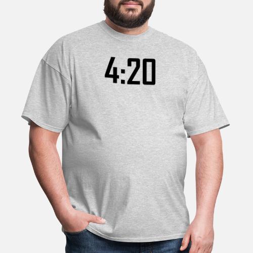 0d50dd07 420 funny weed stoner marijuana cannabis Men's T-Shirt   Spreadshirt