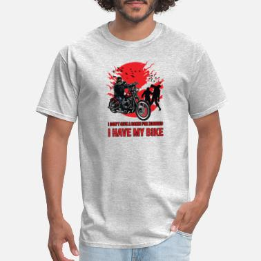 Dawn Of The Dead I Don't Give A Dawn For Zombies - Men's T-Shirt