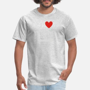 Stupid Heart i heart stupid - Men's T-Shirt