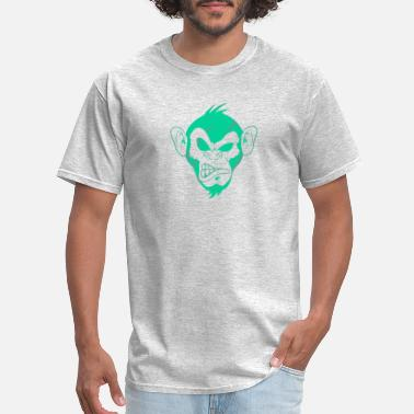 Angry Monkey Angry Monkeys - Men's T-Shirt