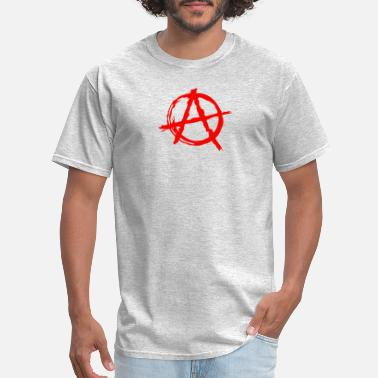 Anarchy Symbol Anarchy Symbol - Men's T-Shirt