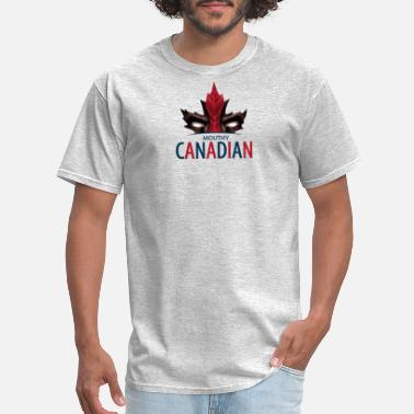Canadian Humour Mouthy Canadian - Men's T-Shirt