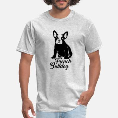 English Bulldog French Bulldog - Men's T-Shirt