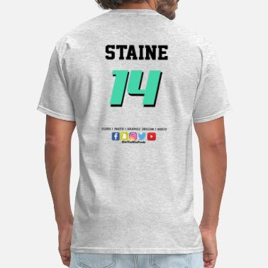 Jersey Number Jersey Number - Men's T-Shirt